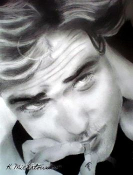 Robert Pattinson by keat1905