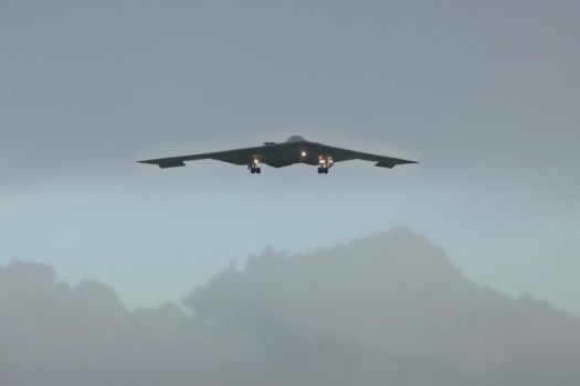 Stealth by PJones747-Aircraft