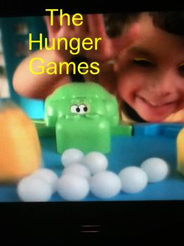 Hunger Games, Hungry Hippos 2 by BluefireTheCat