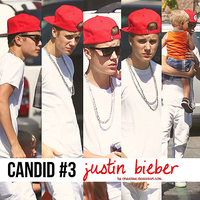 Candid #3 Justin Bieber by oneetime