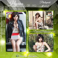 +HYUNA | Photopack #OO2 by AsianEditions