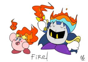 Fire Ability by AriaKey