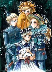 APH-The Wonderful Wizard of Oz by MaryIL