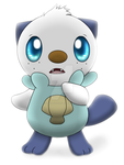 Oshawott by DreamyNormy