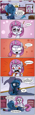 Chocolate is Nuts by Daniel-SG
