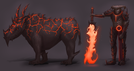 2nd Horseman Concept by stallout