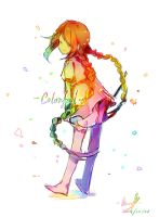 Colorful by Mary-ko
