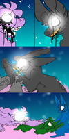 And dream of stars and the future! by CANDY-BEE