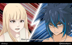 Fairy Tail Collab - Exchange of Views by xNanys
