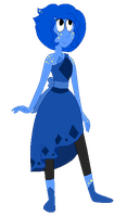 .:Gold-Flecked Lapis Lazuli:. by ImperfectImposter