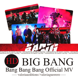 Big Bang Bang Bang Bang Official MV by valeriaaeditions