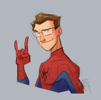 Spidey by ComickerGirl