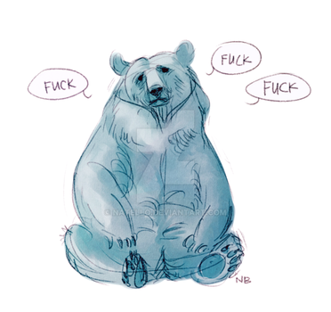 Bluebear by Natello