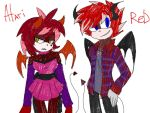 Atari and red by AK-47x