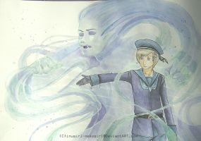 :APH: Norway by Inupii