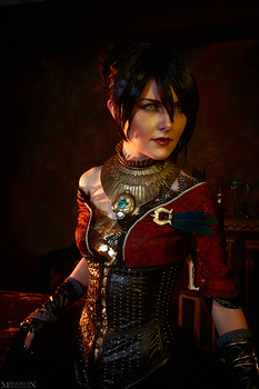 DA:I - Morrigan by MilliganVick