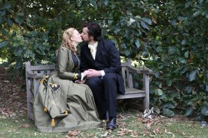 Victorian Couple 17 by Digimaree