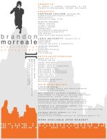 Resume Updated. by twolapdesigns