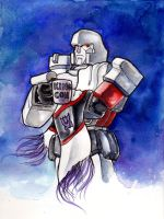 Megatron's Scarf by The-Starhorse