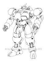 Broadside Mecha by GTDees
