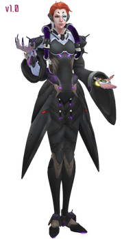MMD - Moira Download by Togekisspika35