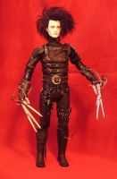 Scissorhands Custom Head 1 by Shan-Lan