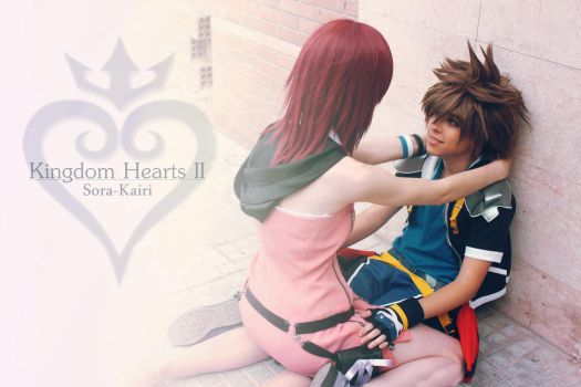 KH II - Trapped in your arms ... by AriB-Rabbit