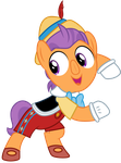 Tender Taps as Pinocchio by CloudyGlow