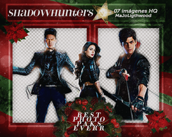 Pack Png 1492 - Shadowhunters. by xbestphotopackseverr