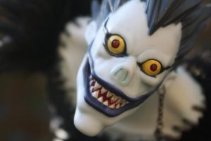 Ryuk by here-and-faraway