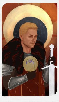 Cullen Rutherford by gravity-zero