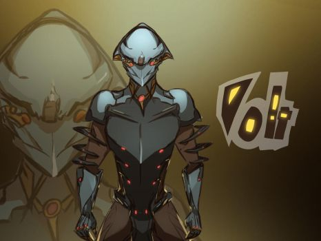 Warframe - Volt by SiggyMc