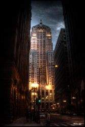 Gotham Night by blhayes87
