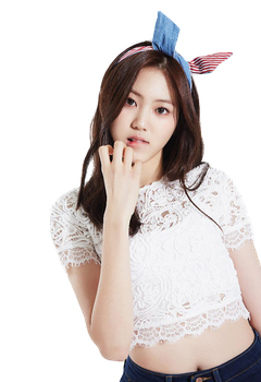 CLC/Produce 101 Eunbin Render by xCherry0nTop