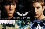Supernatural Movie Poster by WendiJo129