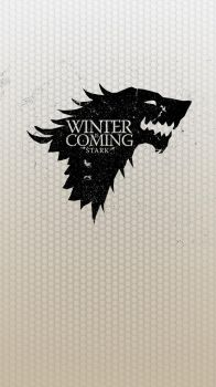 Winters Coming Wallpaper 2 by BladeofGoth