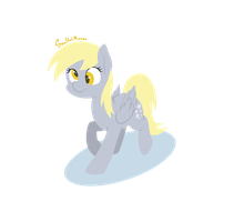 Derp Horse by SoulfulMirror
