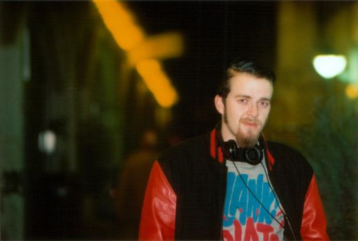 George_Analog_Flash Trys1 by FROGone