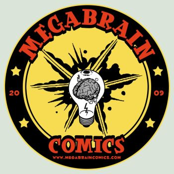 Megabrain Comics Seal by megabraincomics