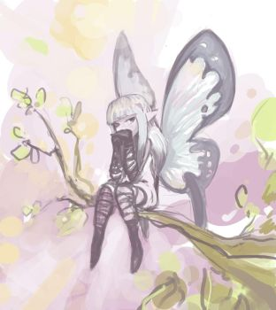 Airy sketch by Eolkh