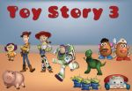 Toy Story poster by Scarletmarie16