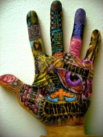 The Storybook Hand by saviorsoul