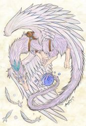 Feathers 8D by Laikari