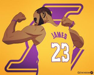 LaBron by jtchan