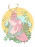 Forest Fairy by Vaahlkult