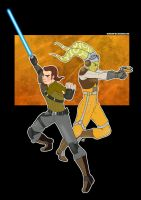 Comm-Kanan y Hera SWR by Blueberry-me