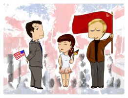 Flags by Alex-Soler