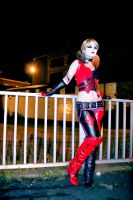 harley quinn - cosplay 04 by Relion