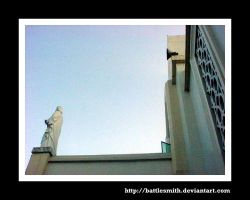 antipolo cathedral by battlesmith