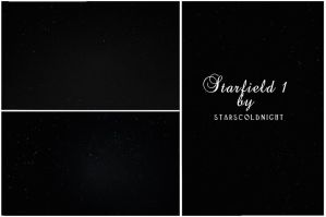 Starfield 1 by starscoldnight by StarsColdNight